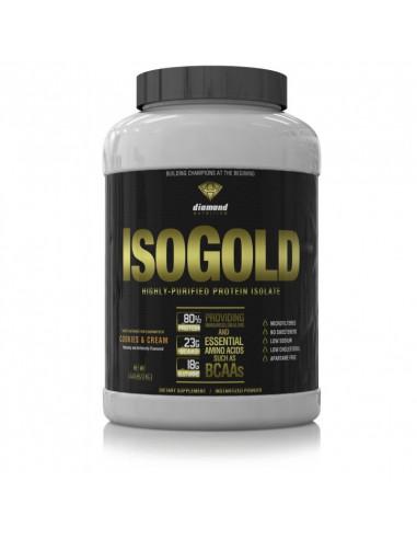 ISOGOLD 2kg - Black Diamond