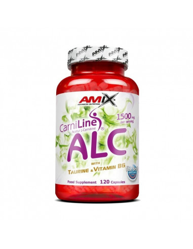 ALC 1500mg (Acetil L-Carnitina) - 120 cápsulas