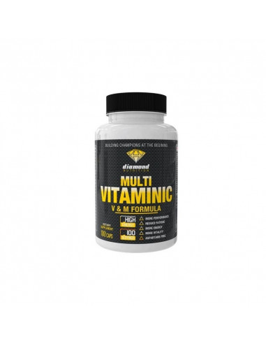 Multi Vitaminic 100 caps - Diamond Nutrition