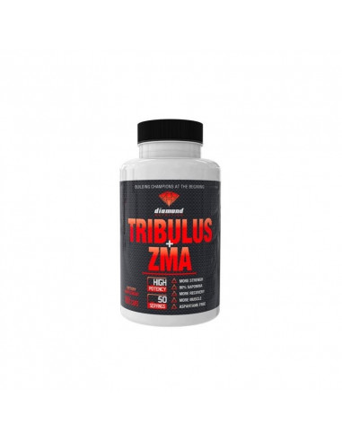 Tribulus + ZMA 100 caps - Diamond Nutrition