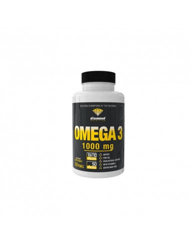 OMEGA 3 100 capsulas - Diamond Nutrition