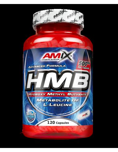 HMB 120 capsulas - Amix Nutrition