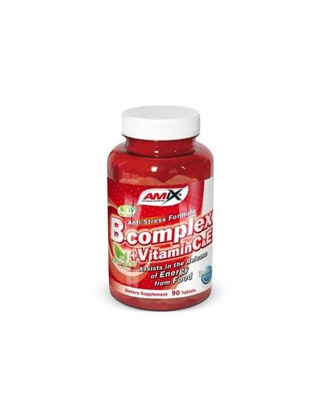 B-Complex 90 caps - Amix Nutrition