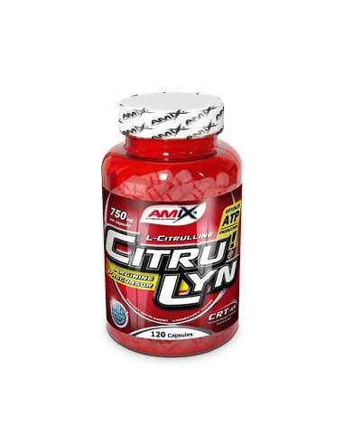 Citrulyn 750 mg 120 caps - Amix Nutrition