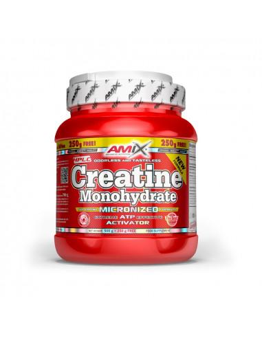 Creatine Monohydrate 500g + 250g gratis - Amix Nutrition