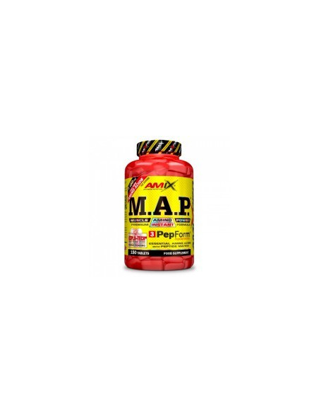 M.A.P. Muscle Amino Power 150 tabs - Amix Nutrition