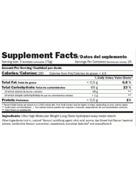 Waxygo! 2 kg - Amix Nutrition
