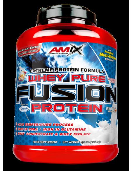 Whey Pure Fusion 1 kg - Amix Nutrition
