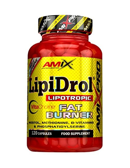 Lipidrol Fat Burner 120 caps - Amix Nutrition