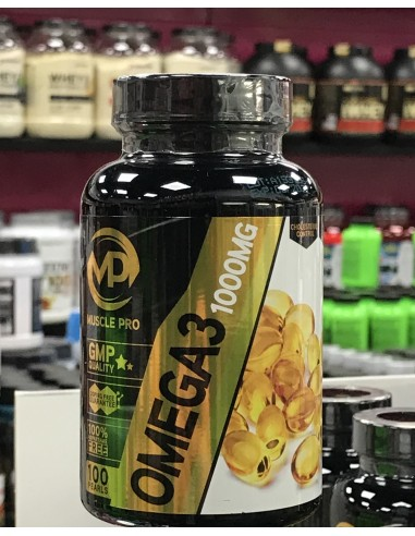 Omega 3 - Muscle Pro